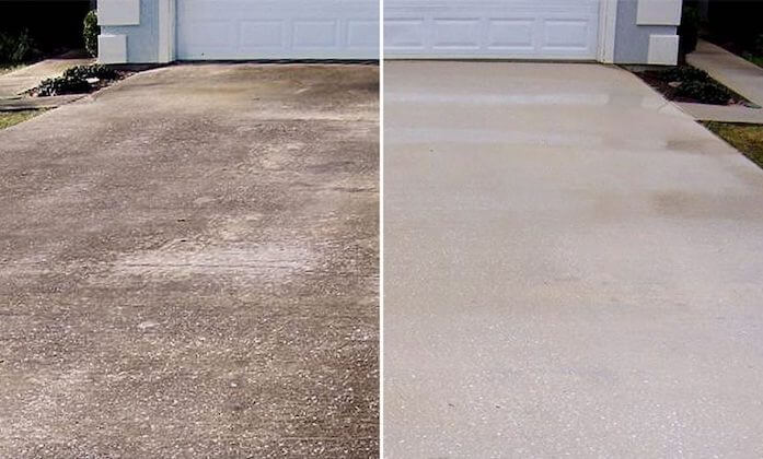 costa mesa driveway cleaning