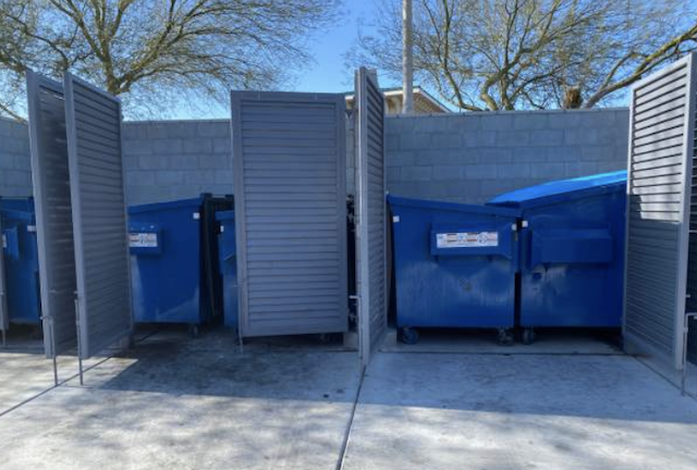 dumpster cleaning in costa mesa